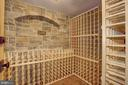 Wine cellar - 5205 LAWN WAY, CHEVY CHASE