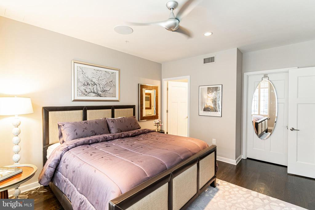 Spacious Master Bedroom - 1610 N QUEEN ST #245, ARLINGTON