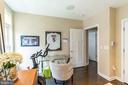 Second Bedroom hardwood floors - 1610 N QUEEN ST #245, ARLINGTON