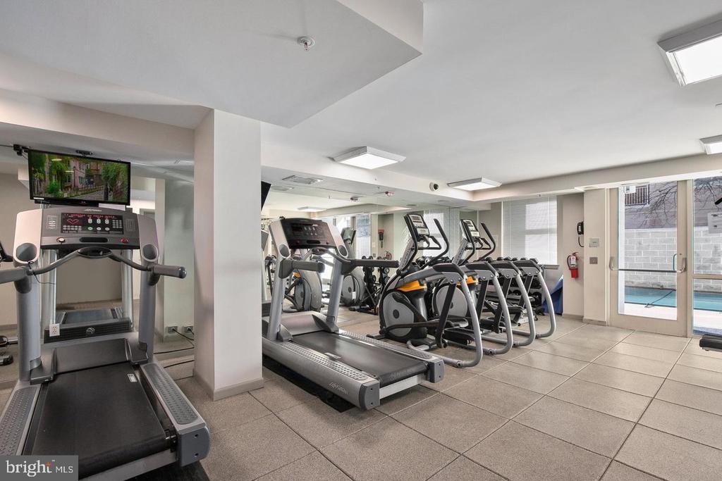 Gym - 880 N POLLARD ST #701, ARLINGTON