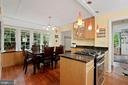 Kitchen/Dining - 1309 N GLEBE RD, ARLINGTON
