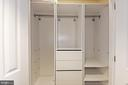 While a Custom Closet Is Ready for That Laundry - 777 7TH ST NW #1102, WASHINGTON
