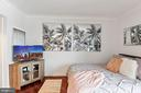 Plenty of Space for a Queen Bed - 777 7TH ST NW #1102, WASHINGTON