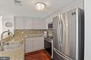With Plenty of Counter Space and Storage - 777 7TH ST NW #1102, WASHINGTON
