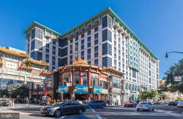 Gallery Place-Chinatown Offers Supreme Walkability - 777 7TH ST NW #1102, WASHINGTON
