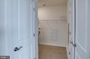 Laundry room - 43091 WYNRIDGE DR #301, BROADLANDS