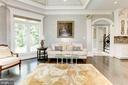 Family Room Opposite Kitchen - 432 SPRINGVALE RD, GREAT FALLS