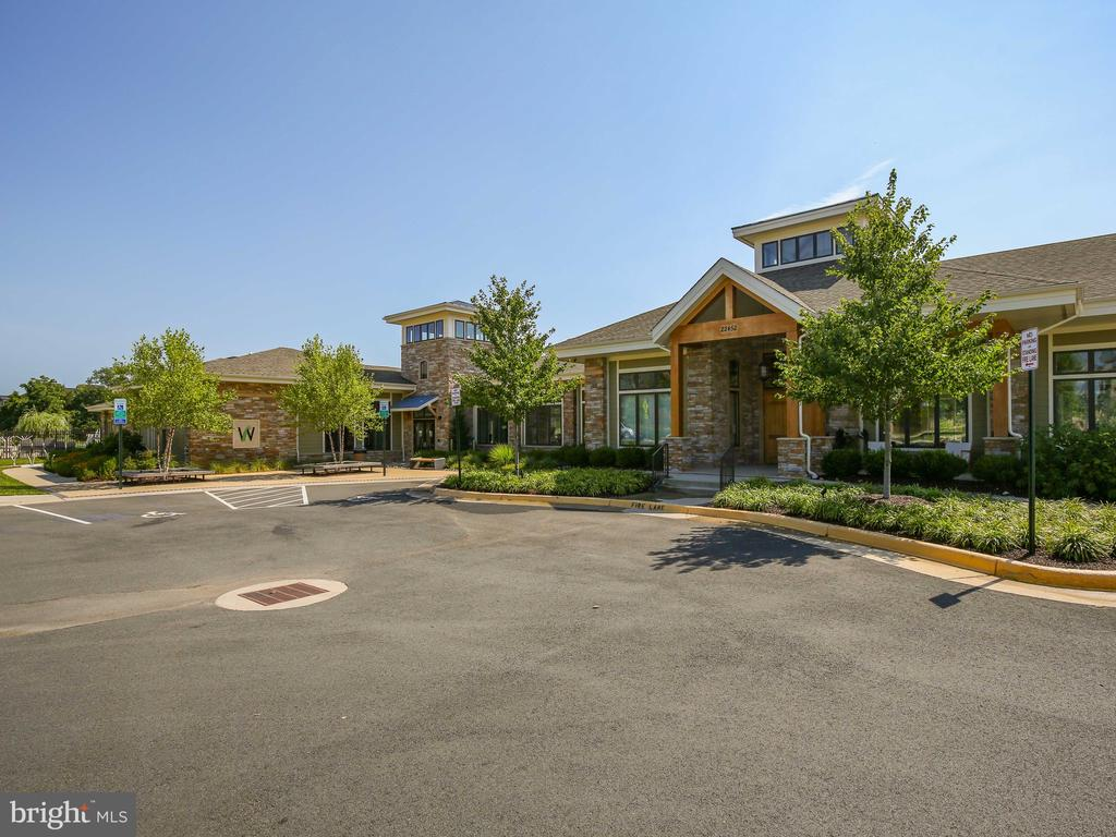 Community Rec Center with Gym - 43409 SOUTHLAND ST, ASHBURN