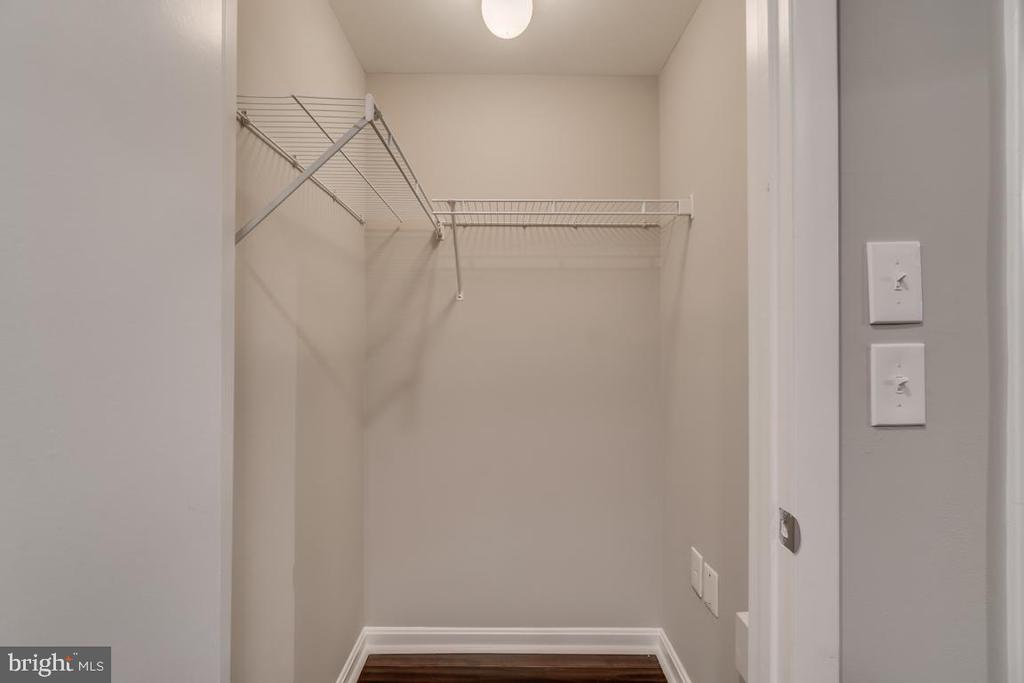 Office, Guest Room, or Workout Room Closet - 1201 EAST WEST HWY #3, SILVER SPRING