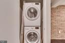 Full Size Washer and Dryer - 1201 EAST WEST HWY #3, SILVER SPRING