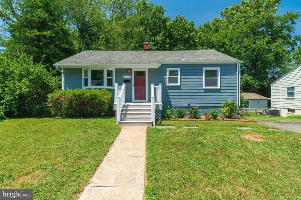 Welcome Home! - 4108 ADDISON RD, FAIRFAX