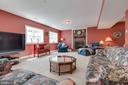 Large Rec Room with Natural Light - 38235 MILLSTONE DR, PURCELLVILLE