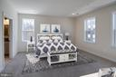 Escape to light and bright master bedroom suite - 43091 WYNRIDGE DR #301, BROADLANDS