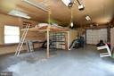 Garage - 222 OLDE CONCORD RD, STAFFORD