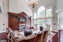 Soaring  Cherry Built-in - 2508 COULTER LN, OAKTON