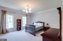 3rd Upper Level Bedroom. - 2508 COULTER LN, OAKTON