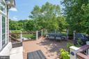 Expansive Views from Deck. - 2508 COULTER LN, OAKTON