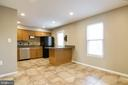 Eat-In Kitchen - 25714 WOODFIELD RD, DAMASCUS
