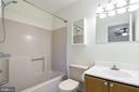 Master Bathroom - 25714 WOODFIELD RD, DAMASCUS