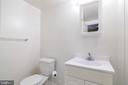 Basement Bathroom - 25714 WOODFIELD RD, DAMASCUS
