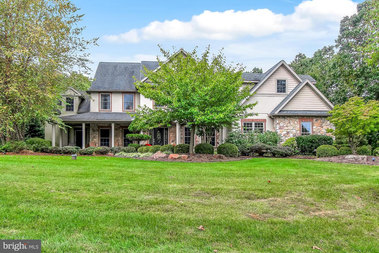 Single Family Homes för Försäljning vid Mohnton, Pennsylvania 19540 Förenta staterna