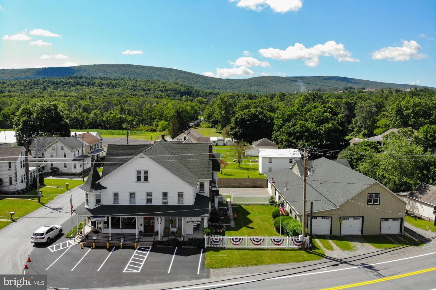 Single Family Homes for Sale at Andreas, Pennsylvania 18211 United States