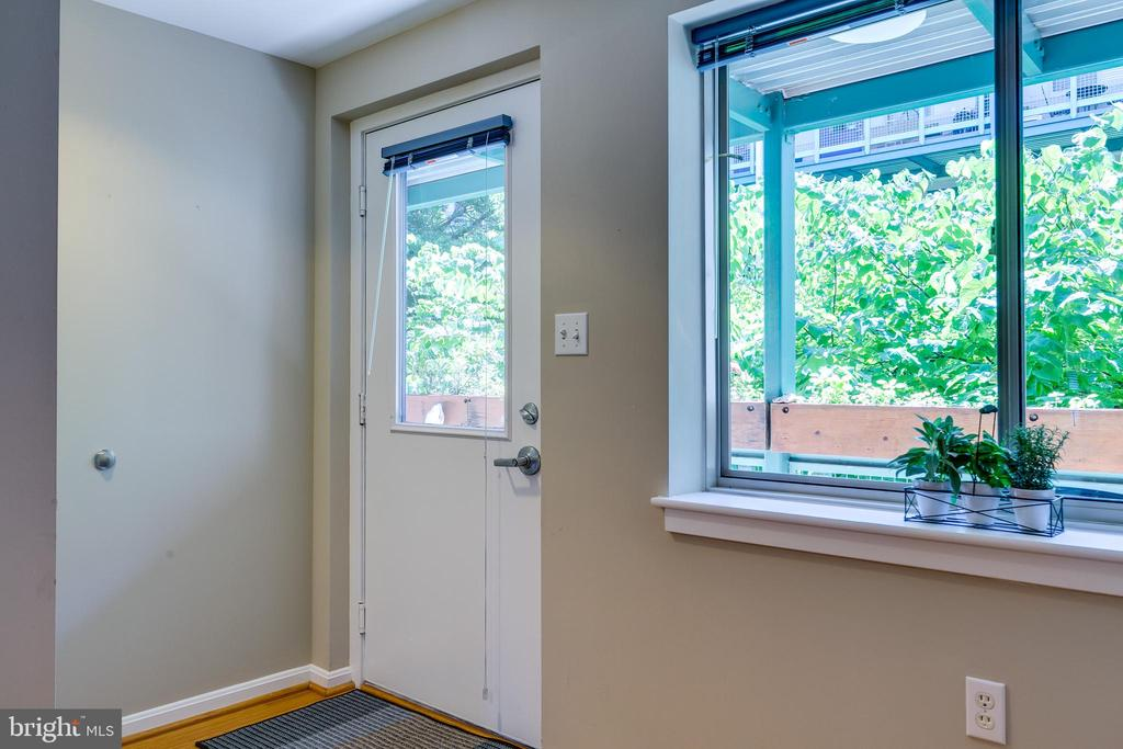 Unit entrance. - 7981 EASTERN AVE #202, SILVER SPRING