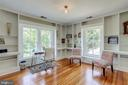 Love these built-ins! Those floors! - 652 SPRING ST, HERNDON