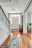 TEN foot ceilings and elegant moldings! - 652 SPRING ST, HERNDON