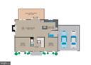 Main level floor plan - 7304 BACKLICK RD, SPRINGFIELD