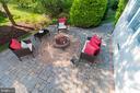 patio - 1302 WANETA CT, ODENTON
