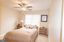 2nd bedroom (has its own full bath) - 1302 WANETA CT, ODENTON