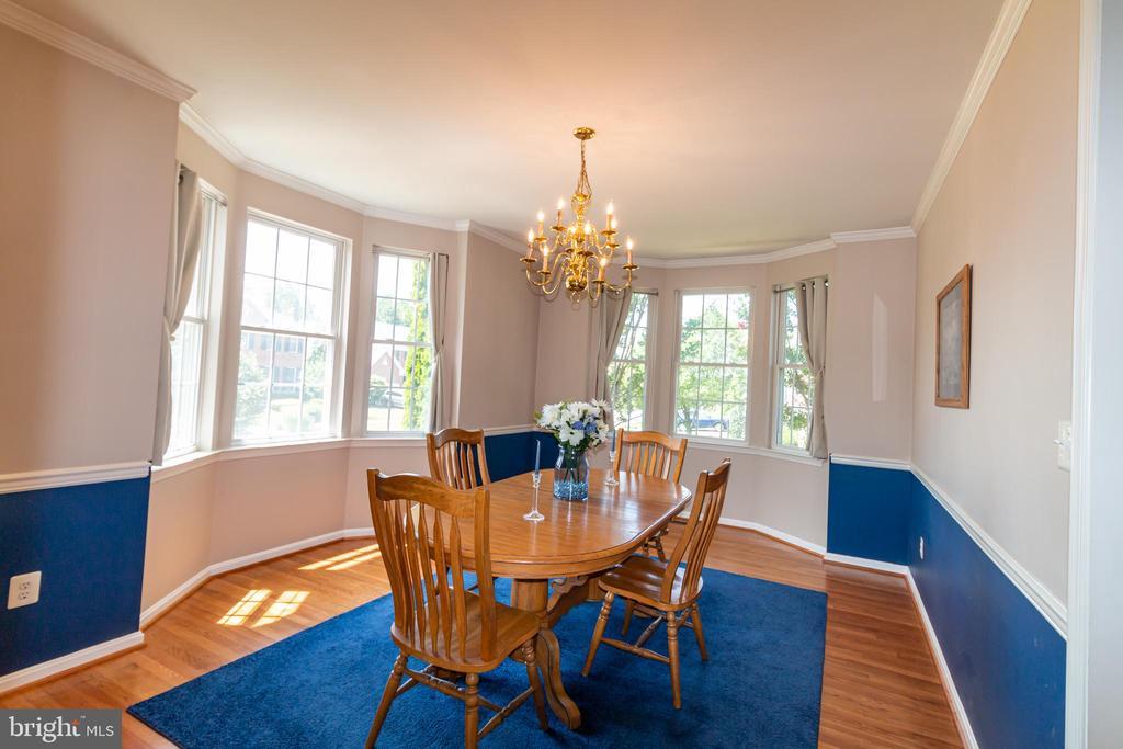dining room - 1302 WANETA CT, ODENTON
