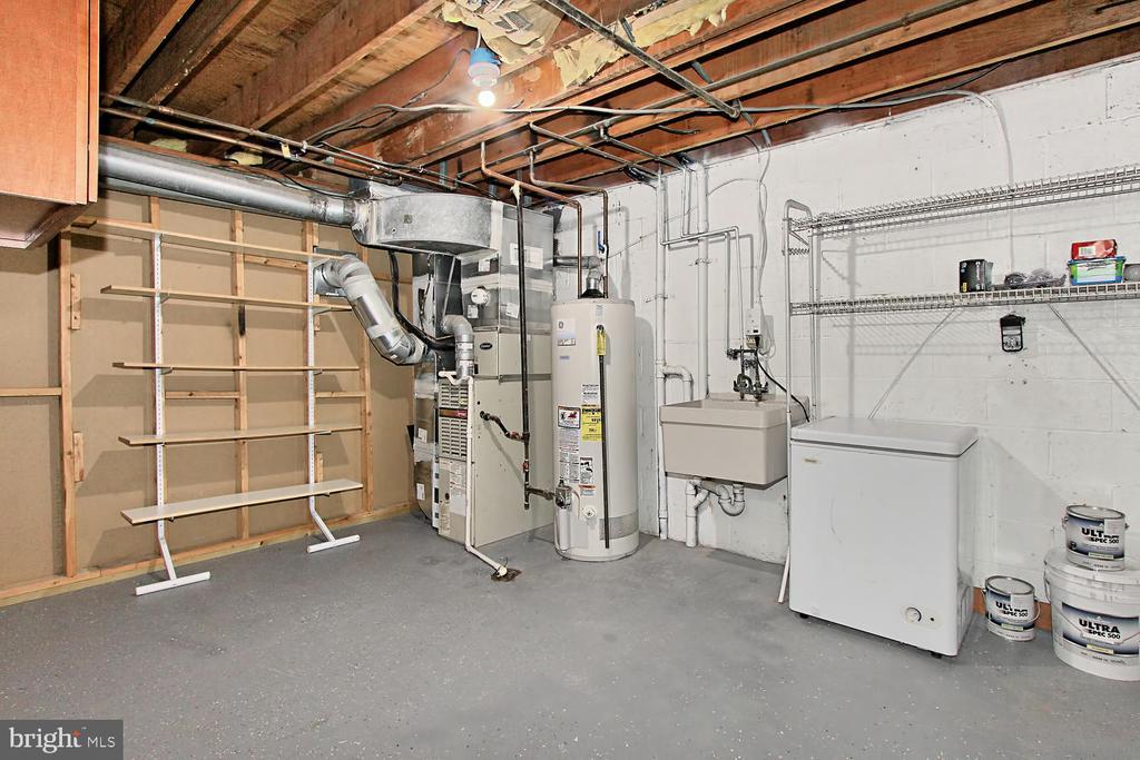 Utility Room - 4923 TIBBITT LN, BURKE