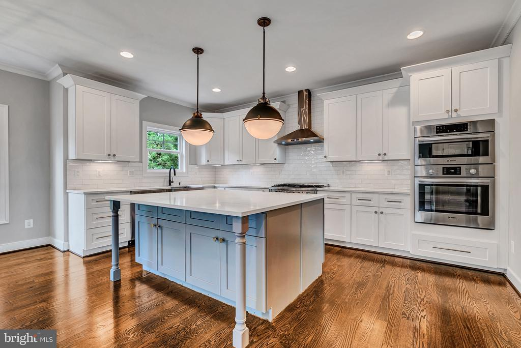 Gourmet Kitchen (Similar sold Home) - 1849 WARE RD, FALLS CHURCH