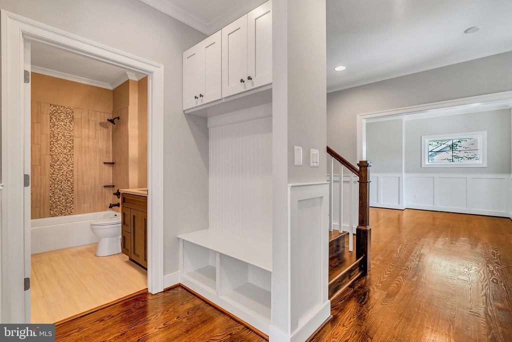 Main Level Mud Room - (Similar sold Home) - 1849 WARE RD, FALLS CHURCH