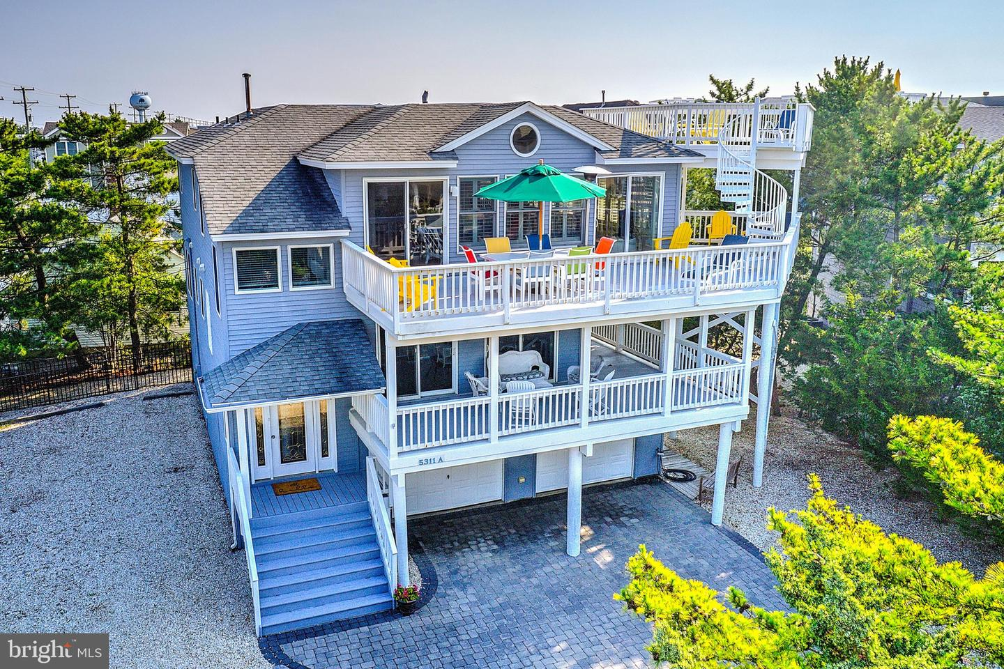 Single Family Homes for Sale at Harvey Cedars, New Jersey 08008 United States
