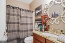 Basement Bathroom - 42050 MIDDLEHAM CT, ASHBURN