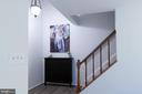 Spacious foyer to welcome your guests - 1004 WARWICK CT, STERLING