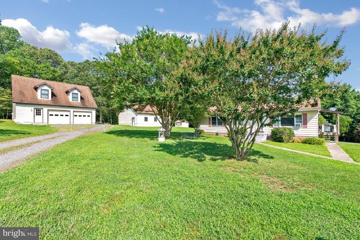 Single Family Homes 為 出售 在 St. Leonard, 馬里蘭州 20685 美國