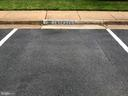 2 assigned spaces & plenty of guest parking - 1004 WARWICK CT, STERLING