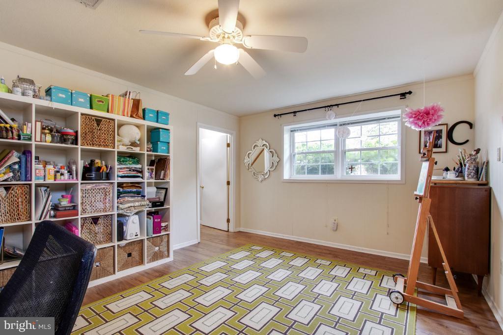 2nd Office/Craft Room/Study In Basement - 20400 ALTAVISTA WAY, ASHBURN