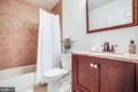 2nd Floor renovated bathroom - 5 GREYSTONE PL, STAFFORD