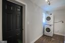 Main Level Laundry - 1575 GROOMS LN, WOODSTOCK
