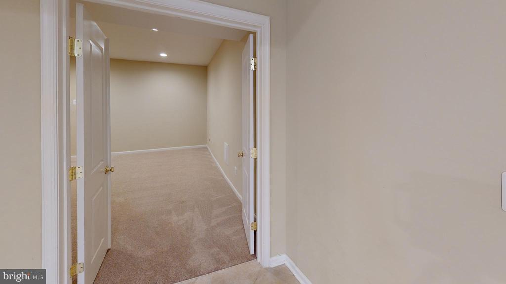 Entrance to Media room - 1410 MACFREE CT, ODENTON