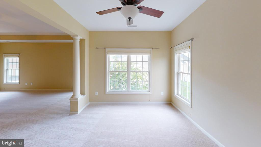 Sitting room off the Master bedroom - 1410 MACFREE CT, ODENTON