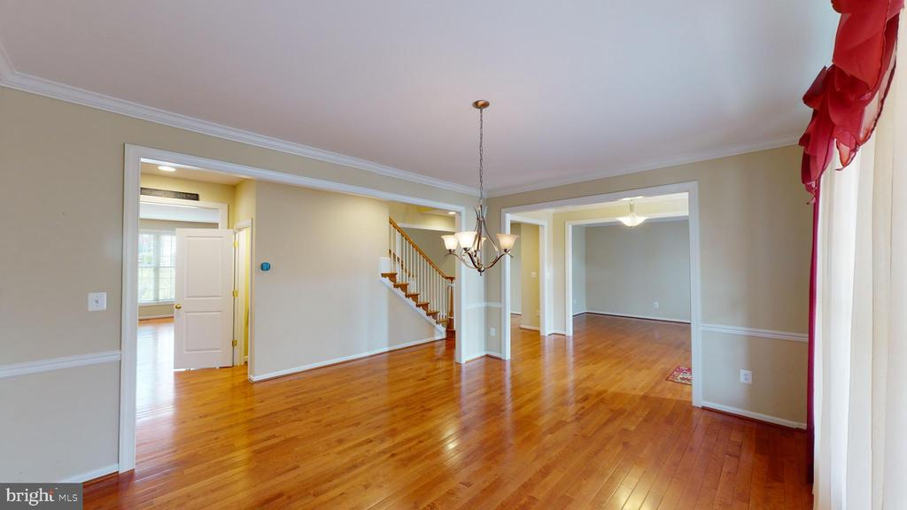 Dining room - 1410 MACFREE CT, ODENTON
