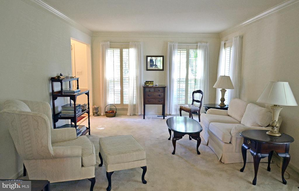 Plantation Shutters Throughout - 14504 S HILLS CT, CENTREVILLE