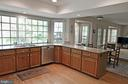 Ample Cabinet & Counter Space - 14504 S HILLS CT, CENTREVILLE