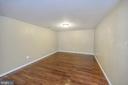 Basement large bonus room (ntc bedroom) - 13 THORNBERRY LN, STAFFORD
